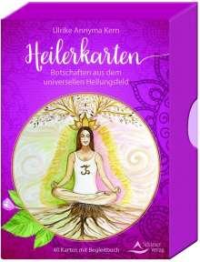 Ulrike Annyma Kern, Heilerkarten